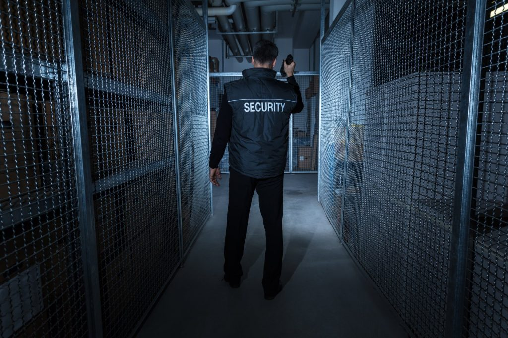 Irvine 24 Hour Security Guard Services